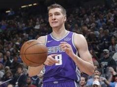 Bogdan Bogdanovic Sacramento Kings