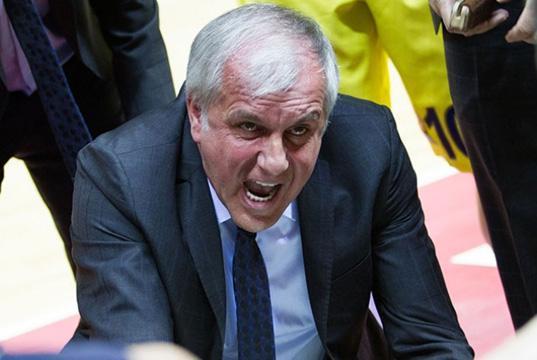 Zeljko Obradovic Fenerbahçe Beko