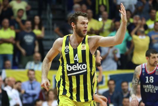 Nicolo Melli Fenerbahçe Beko İstanbul