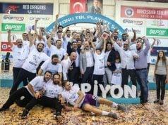Afyon Belediyespor Şampiyonluk Fotoğrafı