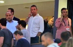Maurizio Gherardini'den Ali Koç yönetimine teşekkür