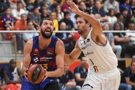Yıldızlarla dolu Barcelona Andorra'ya mağlup oldu