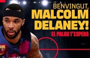 FLAŞ! Barcelona Malcolm Delaney'i kadrosuna kattı