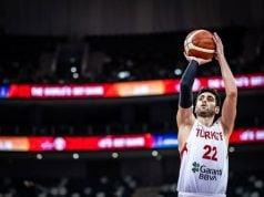 Furkan Korkmaz, Türkiye Çekya maçından bir görsel
