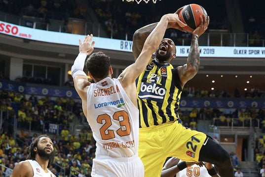 Fenerbahçe Beko Olimpia Milano deplasmanında