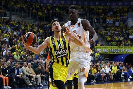 Nando De Colo 39 sayıyla kariyer rekoru kırdı! Fenerbahçe Beko kazandı