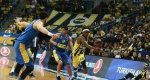 Fenerbahçe Beko Maccabi FOX deplasmanına çıkıyor!