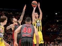 Fenerbahçe Beko'nun Milano karşısındaki galibiyet serisi bitti!