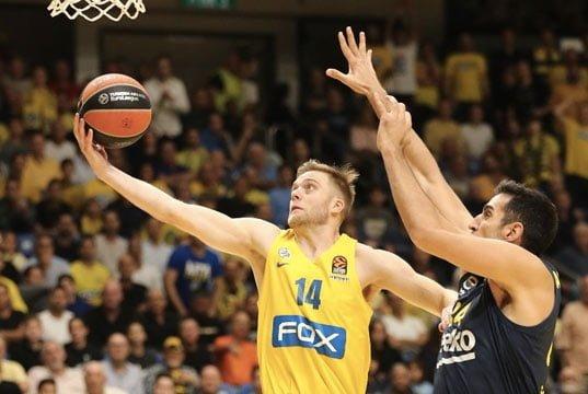 Fenerbahçe geri dönüşü yetmedi! Maccabi kazandı