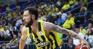 Joffrey Lauvergne Fenerbahçe Beko hakkında açıklama yaptı