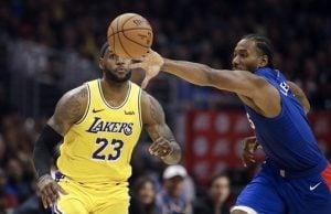 NBA sezon açılışında Los Angeles derbisini Clippers kazandı!