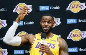 Çin ile NBA gerginliğine bir yorum da Lebron James'den