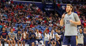Nicolo Melli NBA'de ilk maçına çıktı! İşte performansı