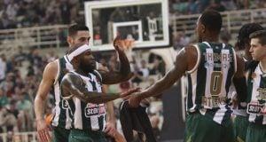 Euroleague Yunan devi Panathinaikos'a cezayı kesti!