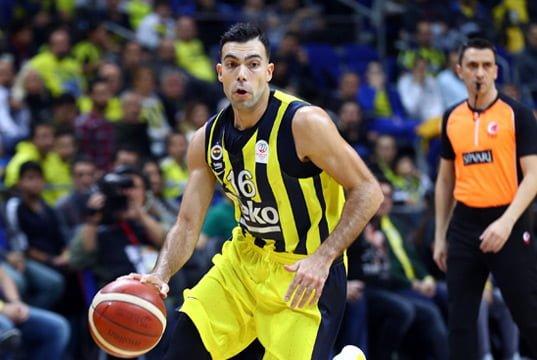 Fenerbahçe Beko Kostas Sloukas