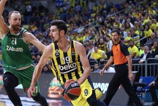Fenerbahçe Beko'ya Ülker Arena'da soğuk duş!
