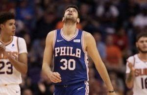 Furkan Korkmaz kariyer rekoru kırdı! 76ers'e galibiyet için yetmedi
