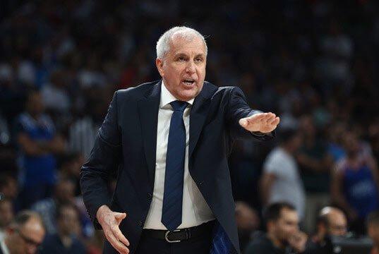 Fenerbahçe Beko Başantrenörü Zeljko Obradovic