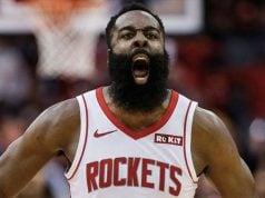 Harden'ın şov gecesinde Rockets Clippers'ı devirdi!
