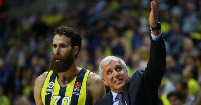 Luigi Datome Zeljko Obradovic Fenerbahçe Beko