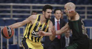 De Colo Fenerbahçe Beko Panathinaikos