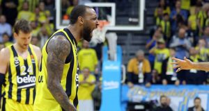Derrick Williams Jan Vesely Fenerbahçe Beko İstanbul