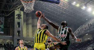 Fenerbahçe Beko Panathinaikos Euroleague
