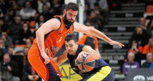 Fenerbahçe Beko - Valencia Basket 2017-18 sezonu