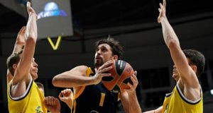 Khimki Moskova Alba Berlin Euroleague 13. hafta