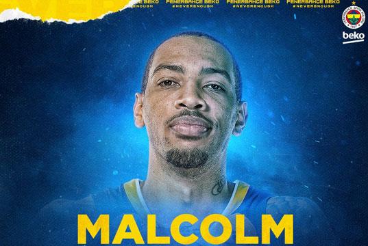 Malcolm Thomas Fenerbahçe Beko