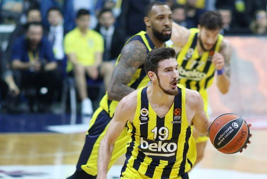 Nando De Colo - Anadolu Efes Fenerbahçe Beko