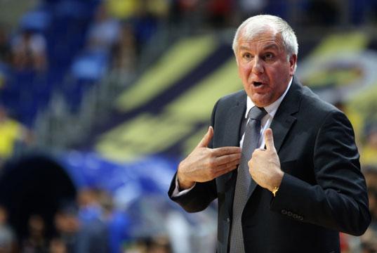 Zeljko Obradovic Fenerbahçe Beko İstanbul