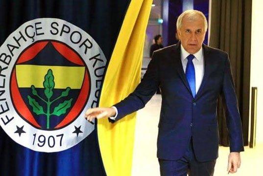 Zeljko Obradovic - Fenerbahçe Beko İstanbul