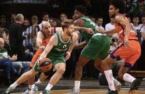 Zalgiris Kaunas - Valencia Basket THY Euroleague 13. hafta