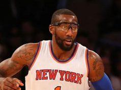 NBA'in gözlüklü devi Amar'e Stoudemire Maccabi'de!