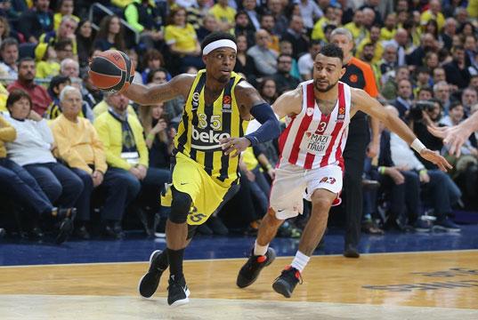 Fenerbahçe Beko Olympiakos Bobby Dixon görseli