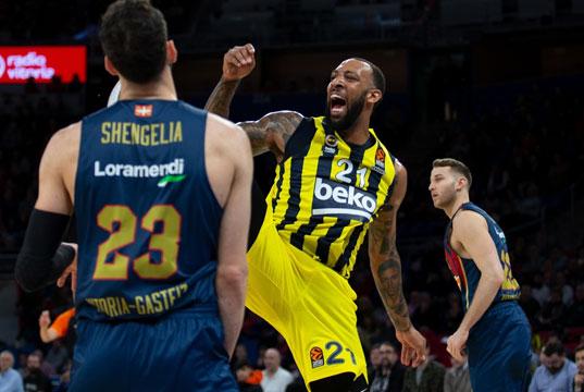 Fenerbahçe Beko Baskonia