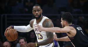 Lakers Phoenix Suns Lebron James görseli