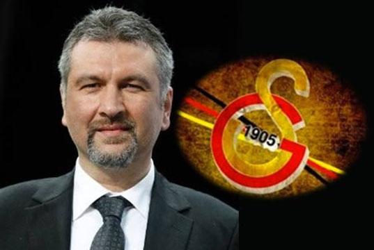 Galatasaray Genel Menajeri Ömer Yalçınkaya