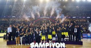 Türkiye Kupası'nda Şampiyon Fenerbahçe Beko!