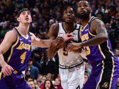 Los Angeles Lakers, Denver Nuggets maç sonucu