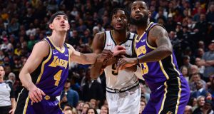 Los Angeles Lakers, Denver Nuggets maç sonucu
