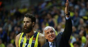 Fenerbahçe Beko'nun THY Euroleague'in 26. haftasında Valencia ile deplasmanda oynayacağı maç öncesinde koç Zeljko Obradovic ile İtalyan basketbolcu Luigi Datome maç önü görüşlerini paylaştı.