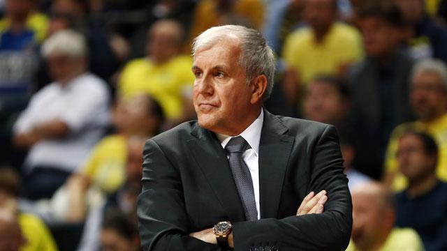 Fenerbahçe Beko Zeljko Obradovic Maccabi maç sonu açıklamaları