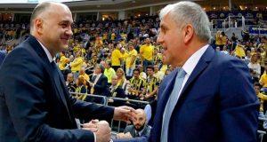 Madrid koçu Pablo Laso Fenerbahçe'ye övgüler yağdırdı