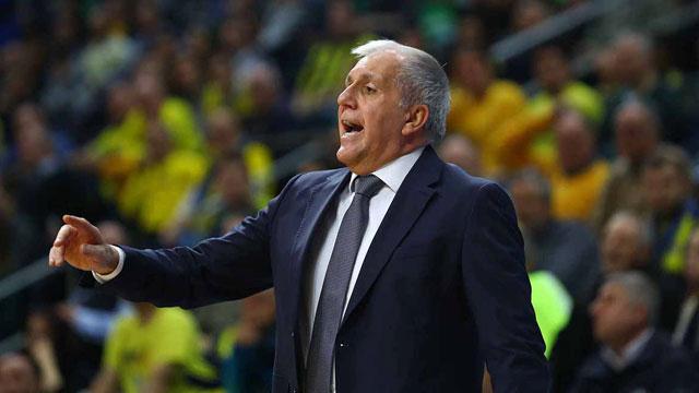 Fenerbahçe Beko Teksüt Bandırma maçı sonrası Obradovic açıklamalarda bulundu