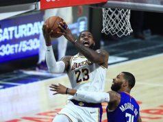 Los Angeles derbisinde Lakers kazandı!