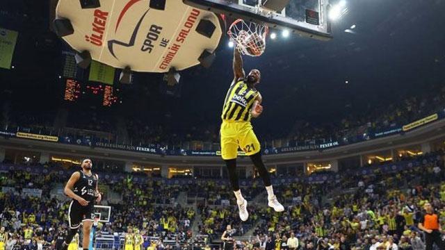 Euroleague'de haftanın en güzel hareketleri belli oldu! Fenerbahçe listede