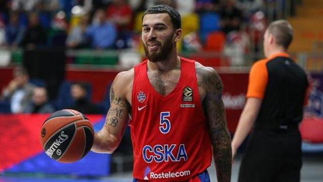 CSKA Moskova'nın yıldızı Mike James karantinaya alındı!