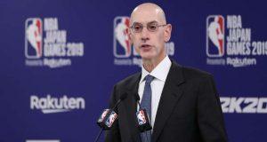 """NBA Başkanı açıkladı: """"Ekonomik etkiyi konuşmak için erken"""""""